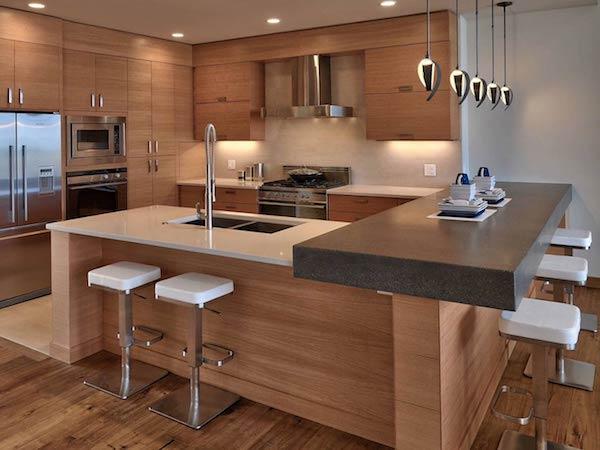 modern kitchen designs brisbane